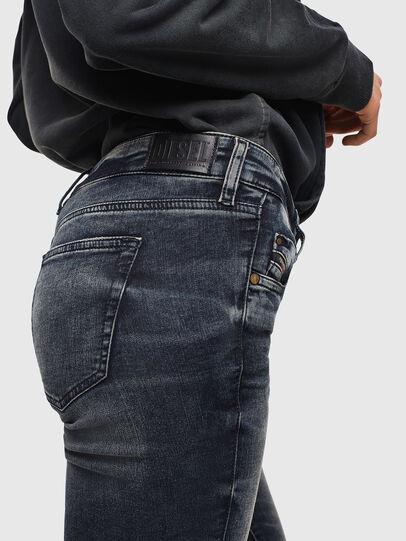 Diesel - D-Ollies JoggJeans 069GD, Dunkelblau - Jeans - Image 4