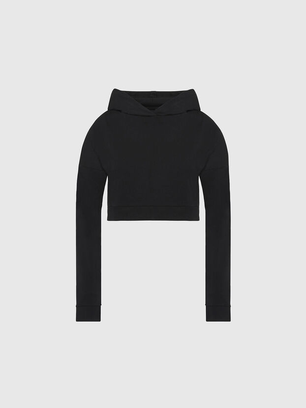 UFLT-ANGHEL, Schwarz - Sweatshirts