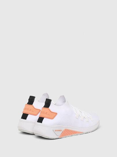 Diesel - S-KB ATHL LACE W, Weiß/Rosa - Sneakers - Image 3