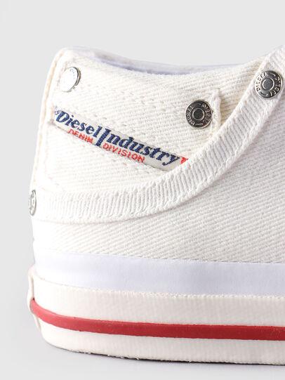 Diesel - EXPOSURE LOW, Schmutziges Weiß - Sneakers - Image 5