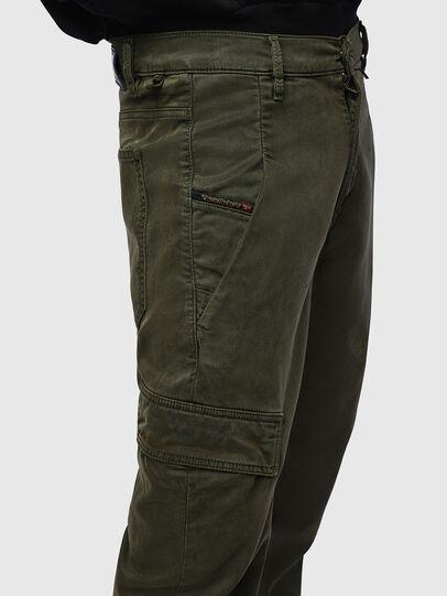 Diesel - D-Krett JoggJeans® 069LX, Armeegrün - Jeans - Image 5