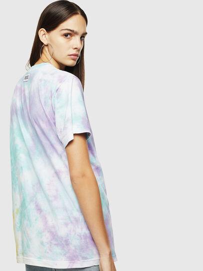 Diesel - T-DARIA-M, Bunt - T-Shirts - Image 2