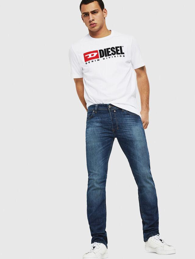 Diesel - Safado C89AR, Dunkelblau - Jeans - Image 4