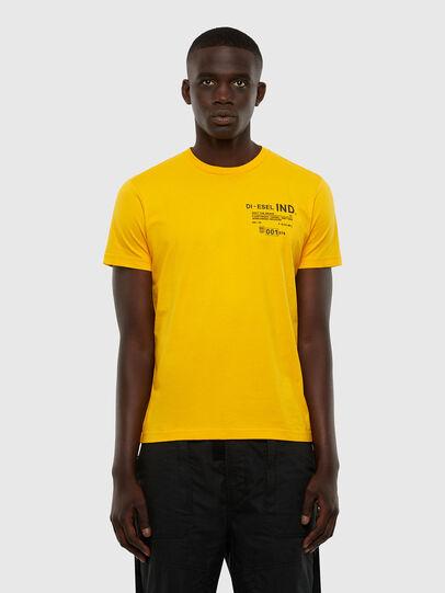 Diesel - T-DIEGOS-N21, Gelb - T-Shirts - Image 1