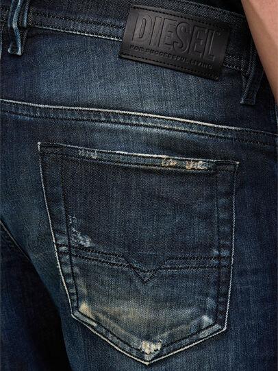 Diesel - Thommer JoggJeans® 009KI, Dunkelblau - Jeans - Image 4