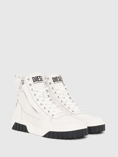 Diesel - S-RUA MID, Weiß - Sneakers - Image 2