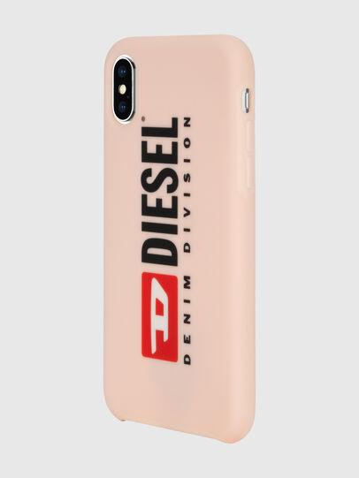 Diesel - DIESEL PRINTED CO-MOLD CASE FOR IPHONE XS & IPHONE X, Gesichtspuder - Schutzhüllen - Image 6