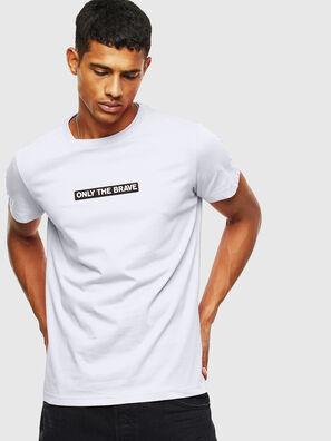 T-DIEGO-T16, Weiß - T-Shirts