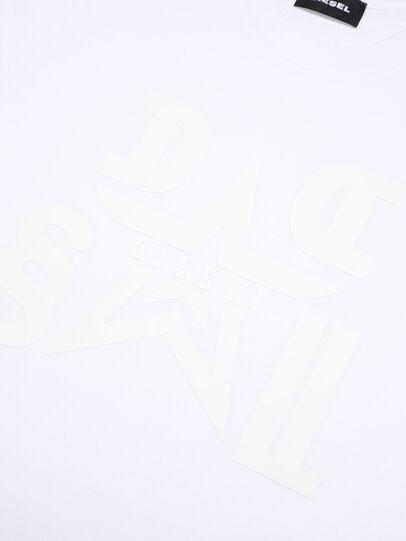Diesel - TDIEGOA8, Weiß - T-Shirts und Tops - Image 3