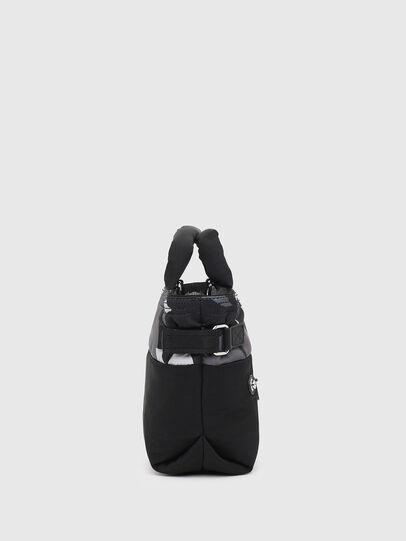 Diesel - GYNEVRA, Schwarz - Satchel Bags und Handtaschen - Image 2