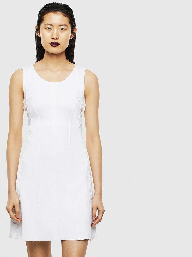 D-AZURILE, Weiß - Kleider