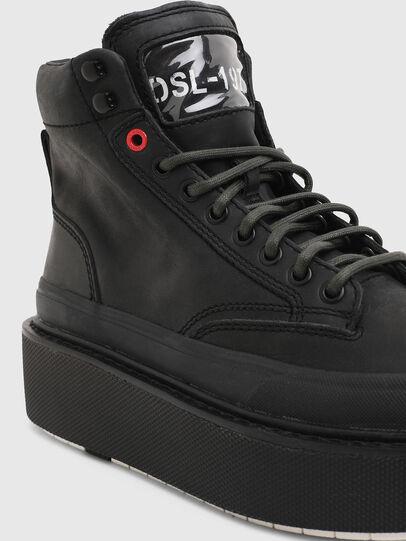 Diesel - H-SCIROCCO AB, Schwarz - Sneakers - Image 4