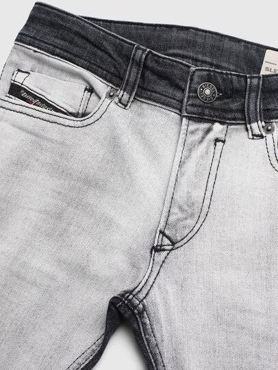 Diesel - SLEENKER-J-N, Schwarz/Grau - Jeans - Image 3