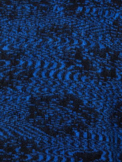 Diesel - K-AZOTIC, Schwarz/Blau - Strickwaren - Image 5