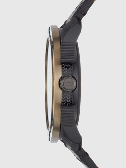 Diesel - DT2016, Schwarz/Gold - Smartwatches - Image 3