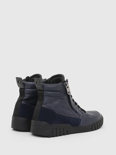 Diesel - S-RUA MID, Blau - Sneakers - Image 3