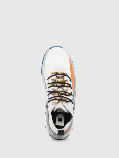 Diesel - S-KIPPER BAND, Weiß/Orange - Sneakers - Image 4