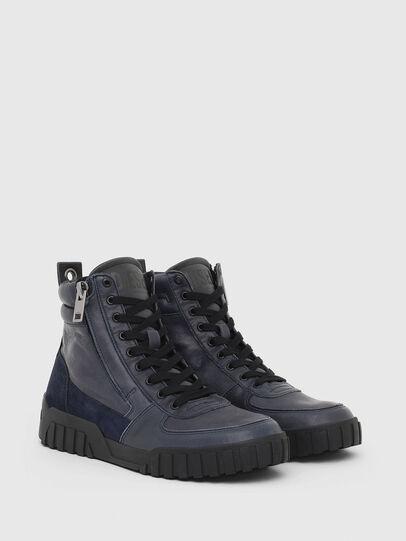Diesel - S-RUA MID, Blau - Sneakers - Image 2
