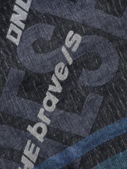 Diesel - S-COUPY, Schwarz/Blau - Schals - Image 2