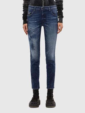 Babhila 009JM, Dunkelblau - Jeans