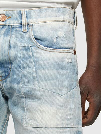 Diesel - D-Strukt 009TN, Hellblau - Jeans - Image 4