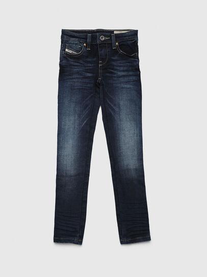 Diesel - SKINZEE-LOW-J-N, Mittelblau - Jeans - Image 1