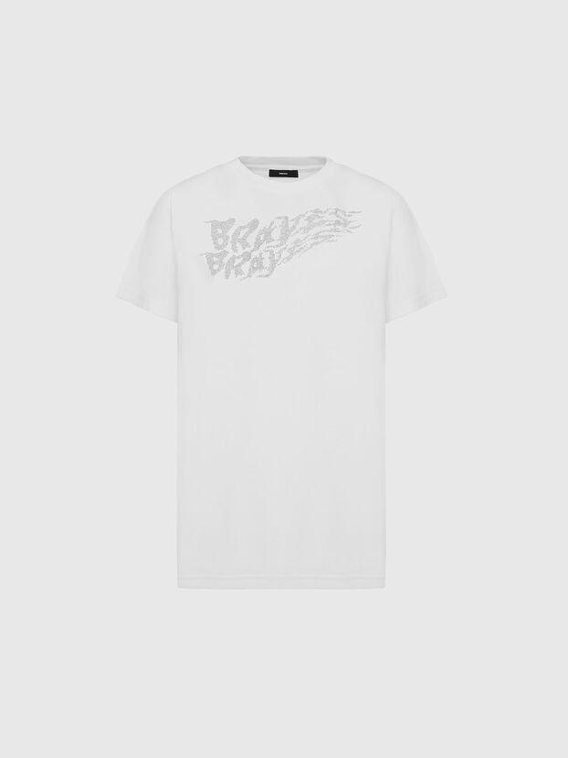 T-DARIA-E5, Weiß - T-Shirts