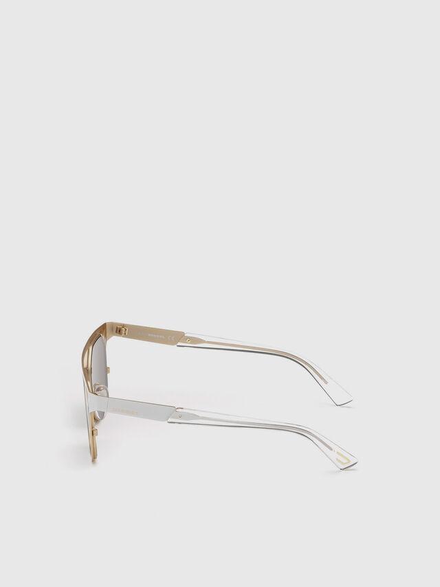 Diesel - DL0249, Weiß - Sonnenbrille - Image 3
