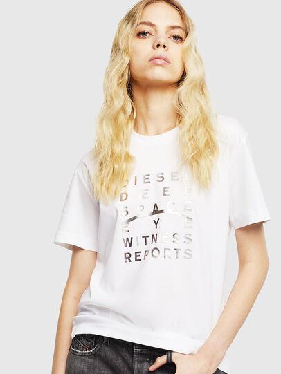 Diesel - T-DIEGO-J8, Weiß - T-Shirts - Image 2