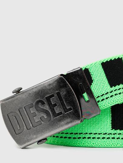 Diesel - BOXXY, Neongrün - Gürtel - Image 2