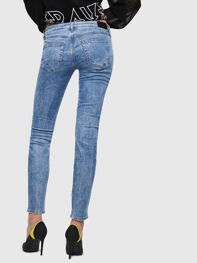 Diesel - Gracey JoggJeans 0870P, Hellblau - Jeans - Image 2