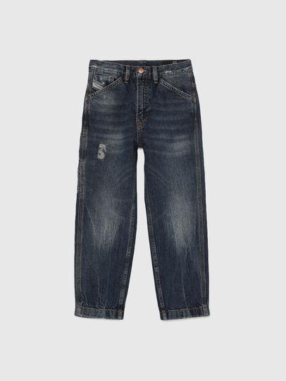 Diesel - D-FRANKY-J, Dunkelblau - Jeans - Image 1