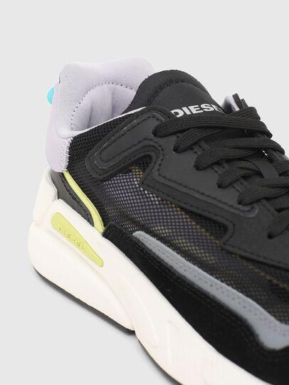 Diesel - S-SERENDIPITY SM W, Schwarz/Violett - Sneakers - Image 4