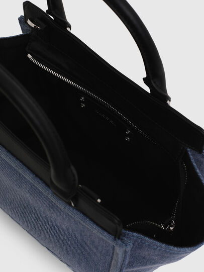 Diesel - BADIA, Jeansblau - Satchel Bags und Handtaschen - Image 5