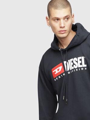 S-DIVISION, Dunkelblau - Sweatshirts