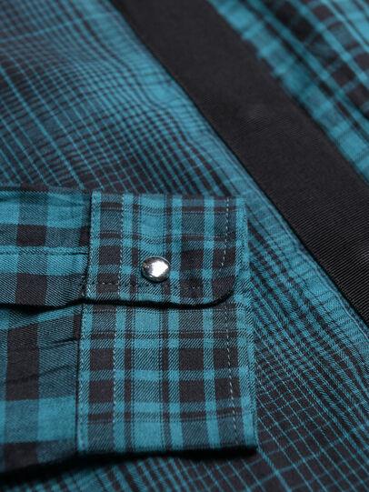 Diesel - CGARZ, Blau/Schwarz - Hemden - Image 3