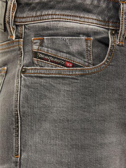 Diesel - Sleenker 009FW, Hellgrau - Jeans - Image 3
