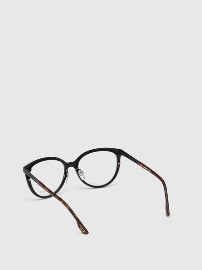 Diesel - DL5217, Schwarz - Korrekturbrille - Image 2