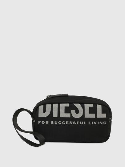 Diesel - BOLD POUCH II, Schwarz - Taschen - Image 1