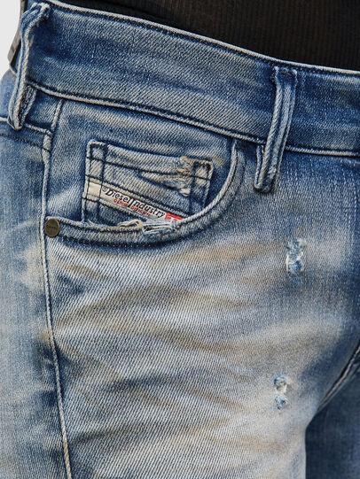 Diesel - Slandy 009JJ, Mittelblau - Jeans - Image 6