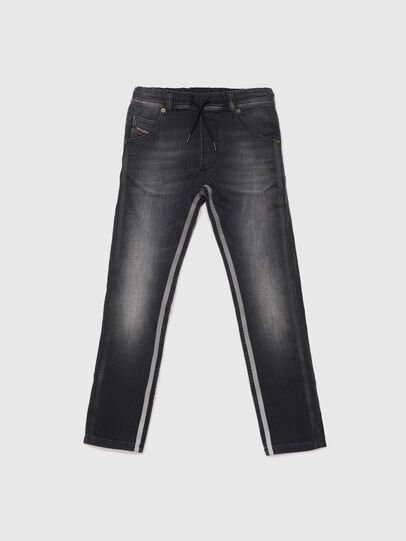 Diesel - KROOLEY-J JOGGJEANS, Schwarz - Jeans - Image 1
