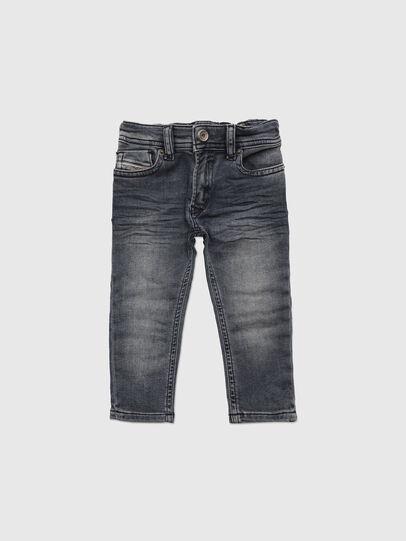 Diesel - SLEENKER-B JOGGJEANS-N, Dunkelblau - Jeans - Image 1