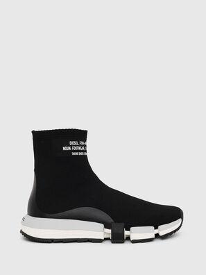 H-PADOLA HIGH SOCK W, Schwarz - Sneakers
