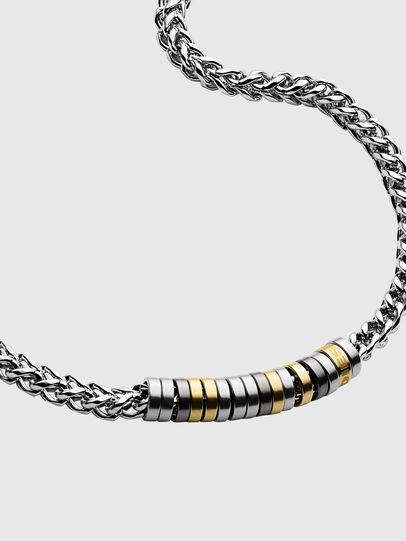 Diesel - DX1188, Silber - Halsketten - Image 2
