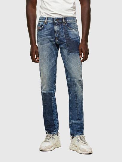 Diesel - D-Strukt 009NI, Mittelblau - Jeans - Image 1