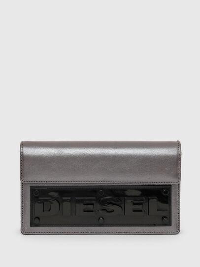 Diesel - DIPSIEVOLUTION, Grau - Kleine Portemonnaies - Image 1
