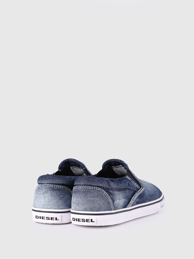 KIDS SLIP ON 21 DENIM CH, Jeansblau - Schuhe - Image 3