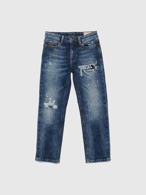 REEN-J-N, Mittelblau - Jeans