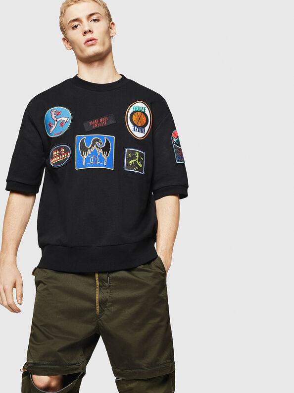 S-MAGGY-SH-PATCH,  - Sweatshirts