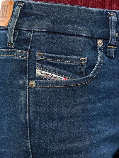 Diesel - Slandy-B 009JP, Dunkelblau - Jeans - Image 4